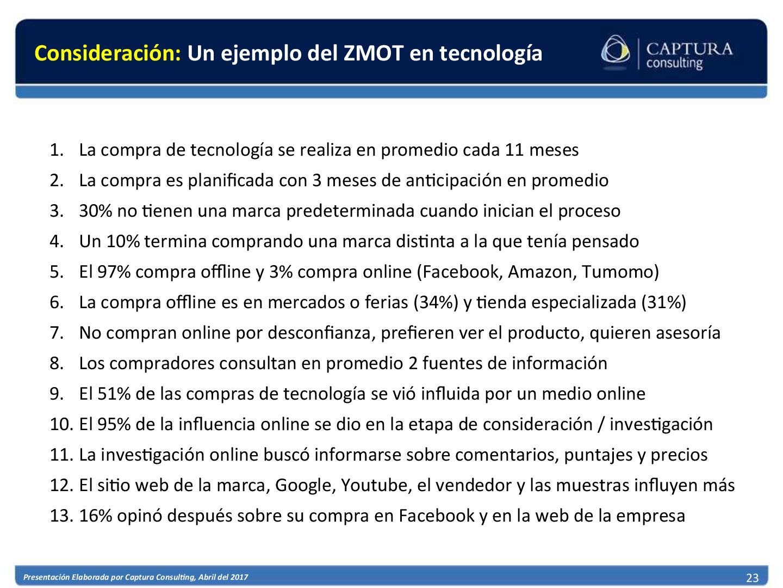 El consumidor Digital Boliviano 2017 (23)