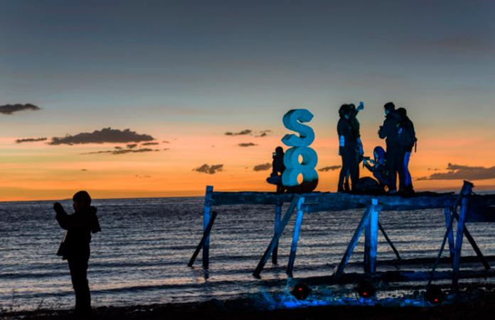 Galaxy S8 en Bolivia tapa