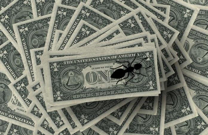 Gastos hormiga