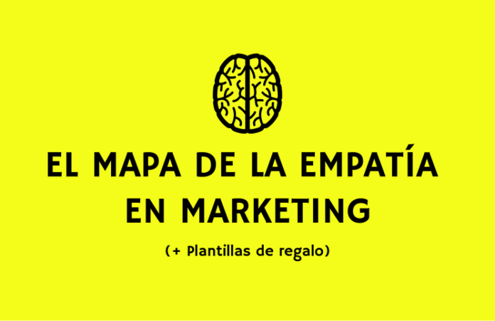 Mapa de la empatia en marketing