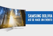 Samsung Boliva SUHD TV expocruz 2016