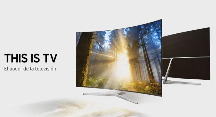 Samsung Bolivia TV SUHD 17