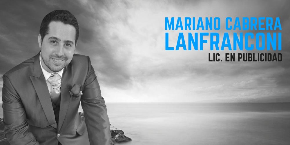 Mariano Cabrera Lanfranconi