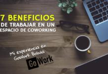beneficios de trabajar en un espacio de coworking