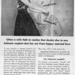 10 anuncios vintage que deberían pedirle perdon a las mujeres 3