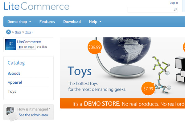 10-cms-open-source-para-crear-un-ecommerce-Litecommerce