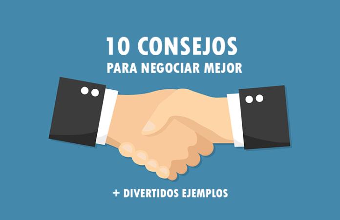 10 consejos para negociar mejor mas divertidos ejemplos de negociacion