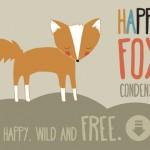 10 tipografias gratis manuscritas Happy Fox