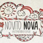 10 tipografias gratis manuscritas Novito Nova
