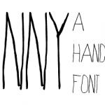 10 tipografias gratis manuscritas Skinny