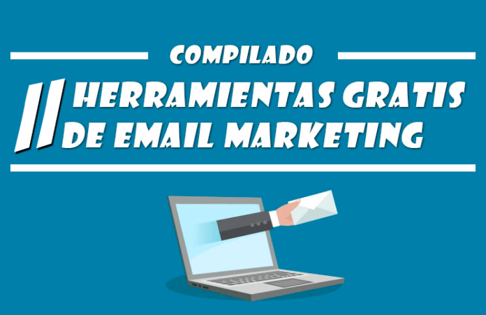 11 herramientas gratis de email marketing