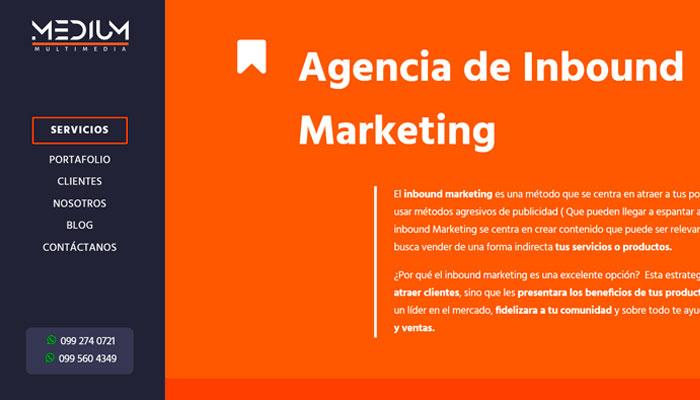 12 - Agencias Inbound Marketing en Latinoamerica - Medium