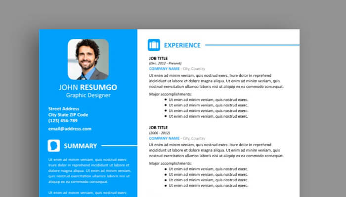15 Vasilis Powerpoint Resume Template