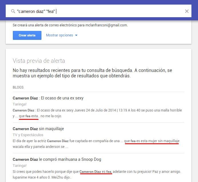 15 formas inteligentes de utilizar Google Alerts 9