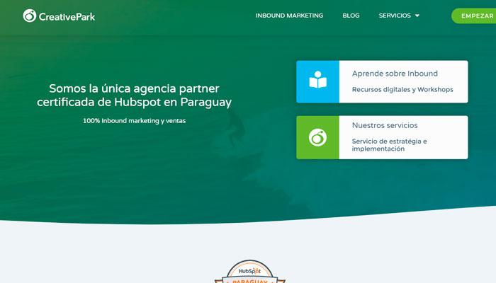 17 - Agencias Inbound Marketing en Latinoamerica - Creative Park