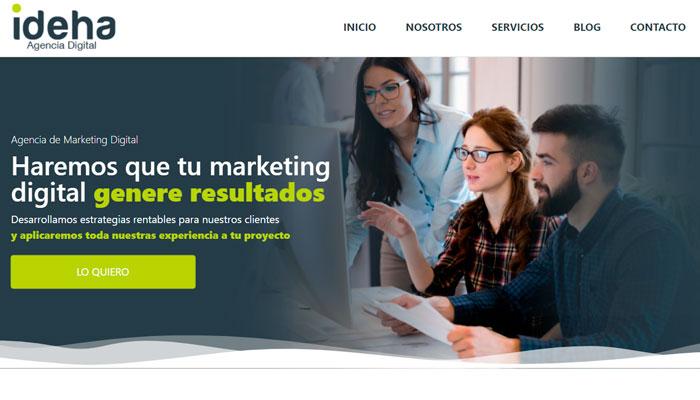 18 - Agencias Inbound Marketing en Latinoamerica - IDHEA