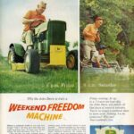 19 anuncios reales de la era Mad Men John Deere