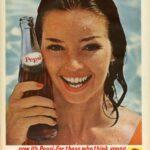 19 anuncios reales de la era Mad Men Pepsi