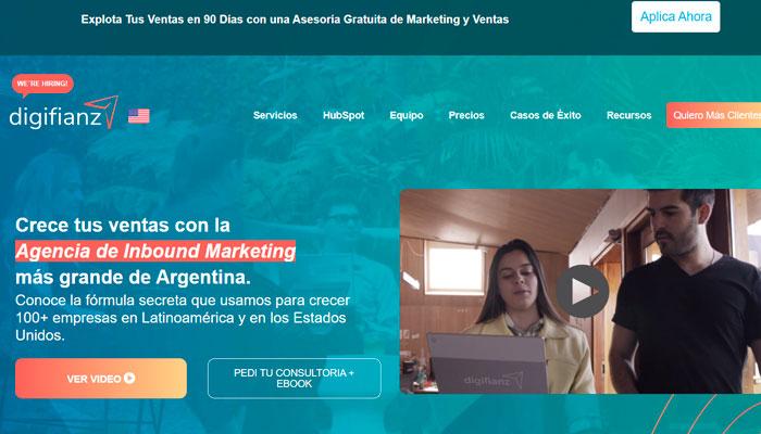 2 - Agencias Inbound Marketing en Latinoamerica - Digifianz