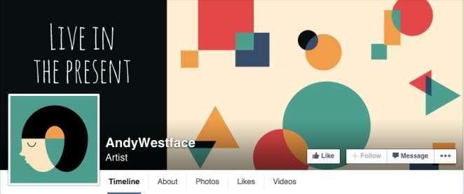 25 ideas para crear una portada de Facebook impactante 20 - mclanfranconi