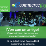 2X1 ecommerce day Bolivia