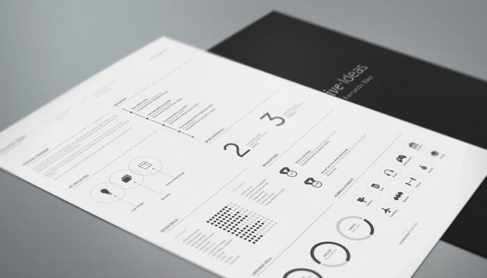 5 Free Resume Design