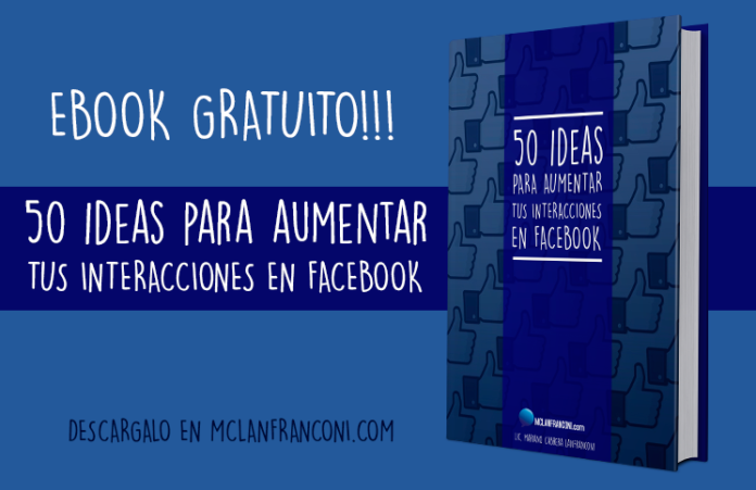 aumentar interacciones en Facebook tapa