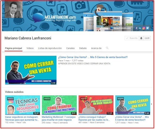 aumentar suscriptores en youtube datos