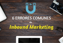 6 errores comunes de inbound marketing
