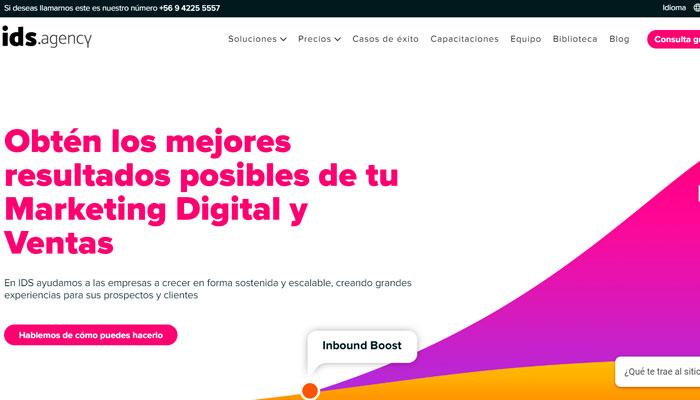 7 - Agencias Inbound Marketing en Latinoamerica - IDS Agency