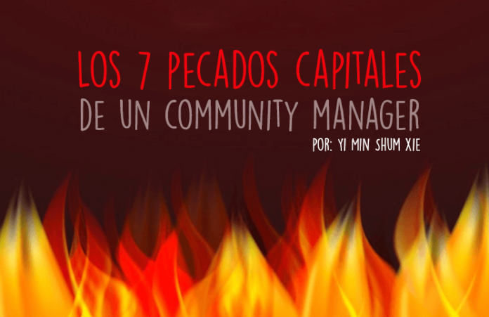 7 pecados capitales community manager mclanfranconi