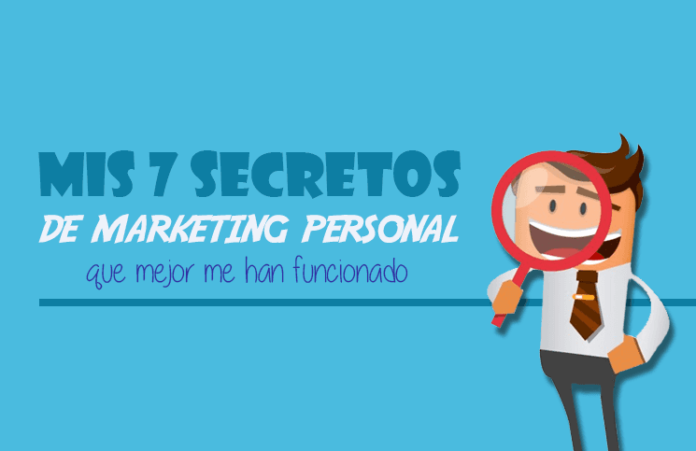 7 secretos de marketing personal