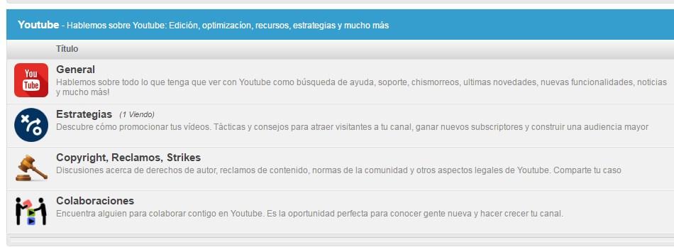 aumentar suscriptores en youtube comunidades