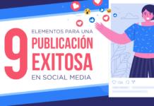 9 elementos publicación exitosa en Social Media