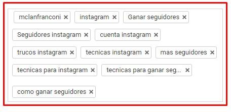 aumentar suscriptores en youtube etiquetas