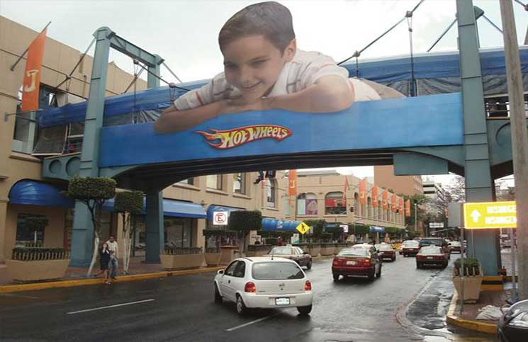 Accion-BTL--Hot-Wheels-en-la-calle