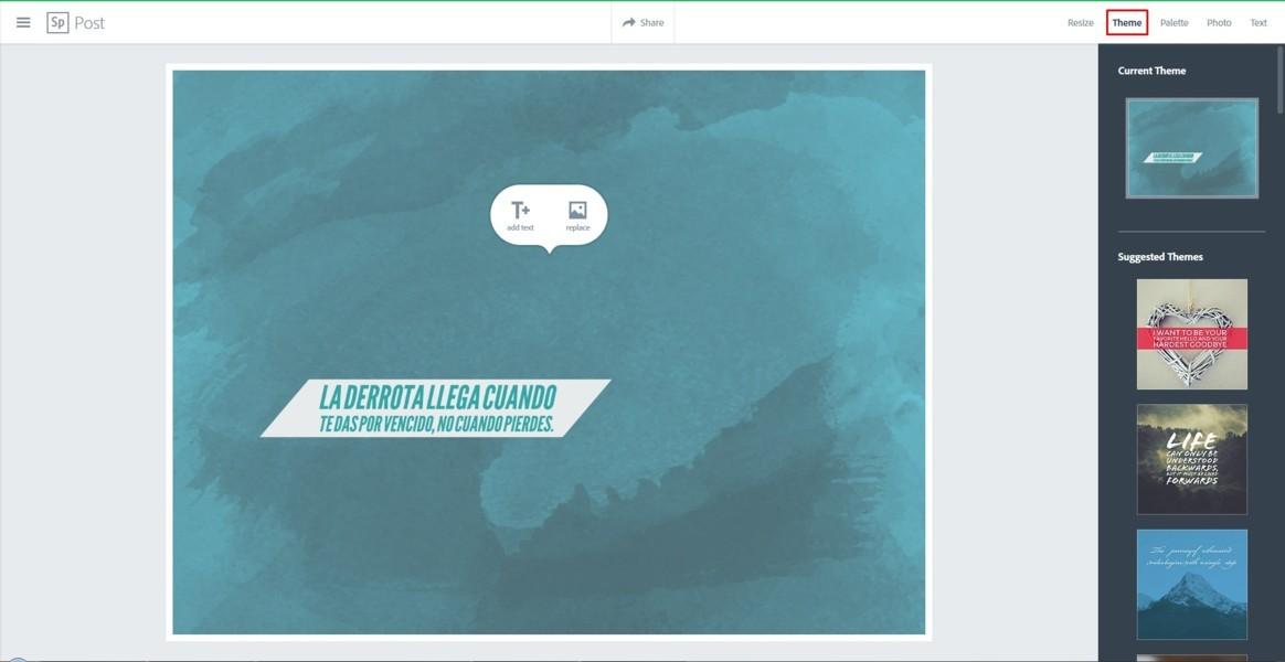 Tutorial Adobe Spark 8 mclanfranconi