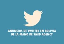 Anuncios de Twitter en Bolivia