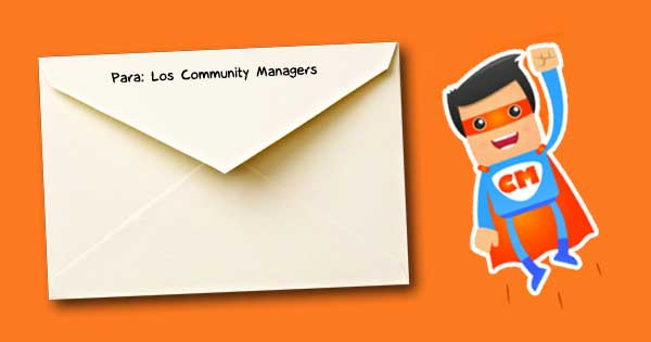 Carta de un director creativo a sus community managers