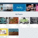 Tutorial Adobe Spark video para redes sociales 20