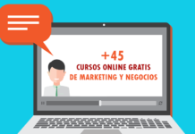 Cursos online gratis de marketing y negocios