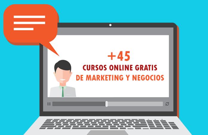 Cursos online gratis de marketing y negocios