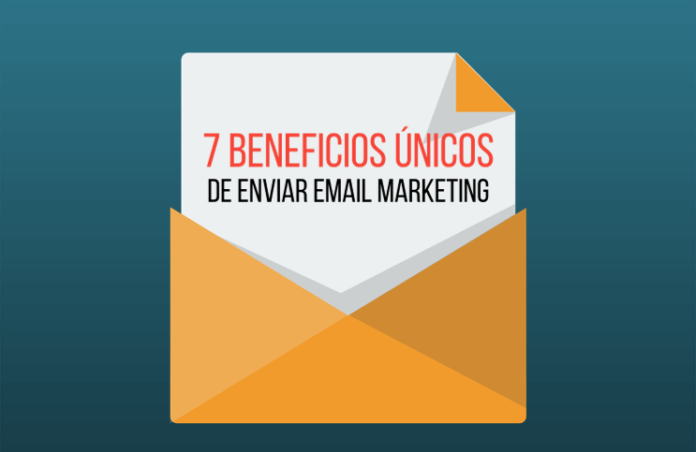 beneficios unicos de enviar email marketing