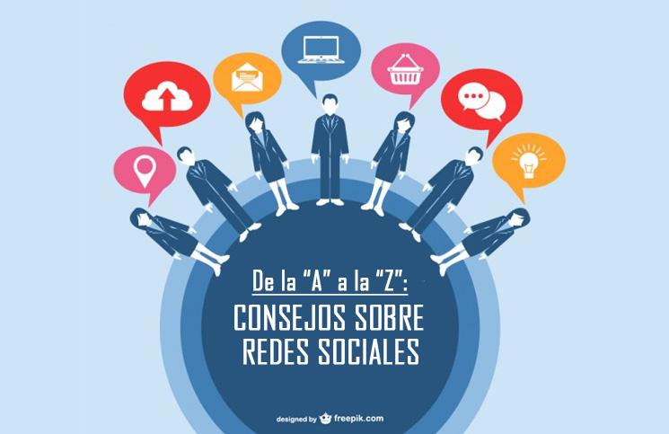 De la A a la Z: Consejos sobre Redes Sociales - MarianoCabrera.com