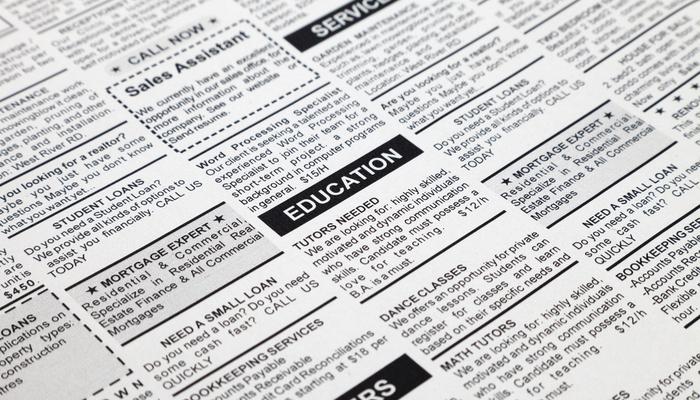 Encontrar empleo clasificados