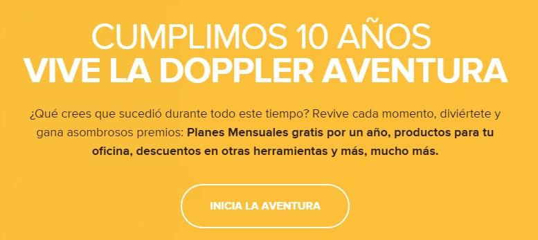 Doppler 10 años