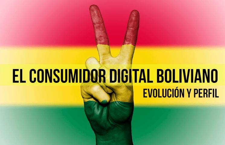 Consumidor Digital Boliviano crecimiento anual hootsuite
