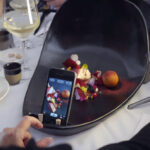 Este restaurante tiene platos especiales para sacar fotos a la comida