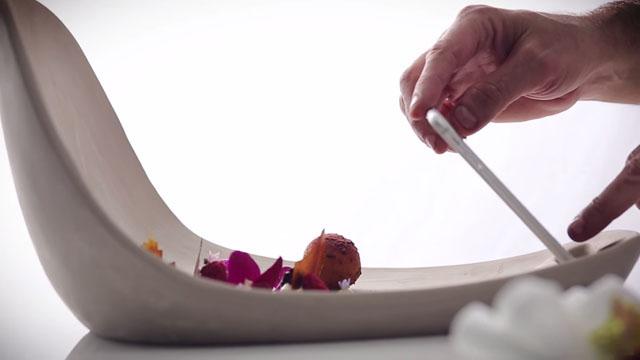 Este restaurante tiene platos especiales para sacar fotos a la comida 5