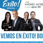 Exito emprendedores de Bolivia tapa